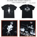 """ROLLING CRADLE ローリングクレイドル RCxWWE THE UNDER TAKER Tee """"THE UNDER TAKER"""""""