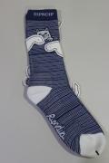 RIPNDIP リップンディップ Peeking Nermal socks