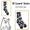 RIPNDIP リップンディップ Blizzard Socks (Black Camo)