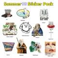RIPNDIP リップンディップ Summer 18 Sticker Pack