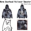 RIPNDIP リップンディップ Nerm GearheadPullover Sweater
