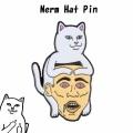 RIPNDIP リップンディップ Nerm Hat Pin