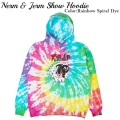 RIPNDIP リップンディップ Nerm & Jerm Show Hoodie Rainbow