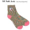 RIPNDIP リップンディップ Pill Ankle Socks Pastel