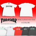 THRASHER スラッシャー MAG LOGO S/S TEE