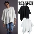ZEPHYREN ゼファレン PONCHO TEE 7/S ポンチョ Tシャツ