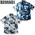 セール50%オフ ZEPHYRENゼファレン TIE DYE SHIRTS S/S-Resolve- タイダイシャツ zef1452