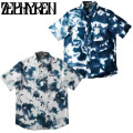 ZEPHYRENゼファレン TIE DYE SHIRTS S/S-Resolve- タイダイシャツ zef1452