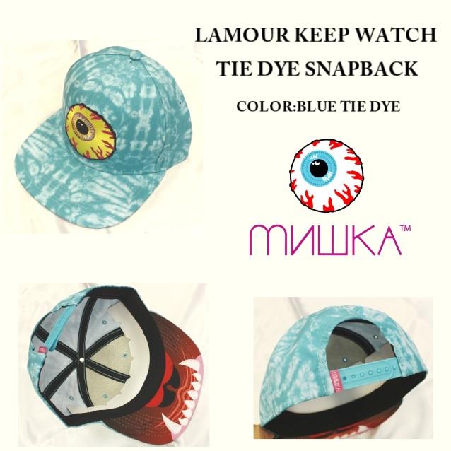 MISHKA ミシカ Wolf Spider Keep Watch Snapback スナップバック キャップ