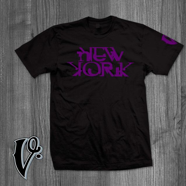 セール50%オフ VANDAL-A バンダレー NEW YORK TEE Tシャツ