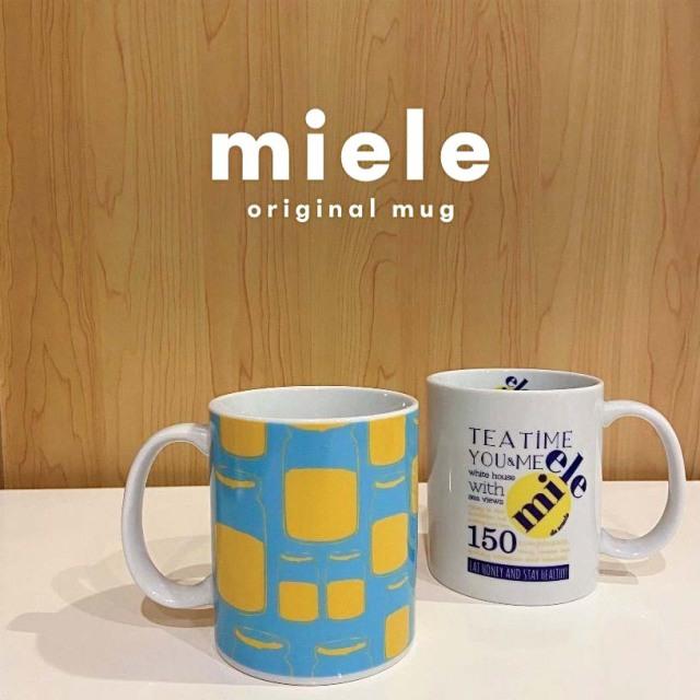 【同梱可】大人気店「Miele」オリジナルマグカップ