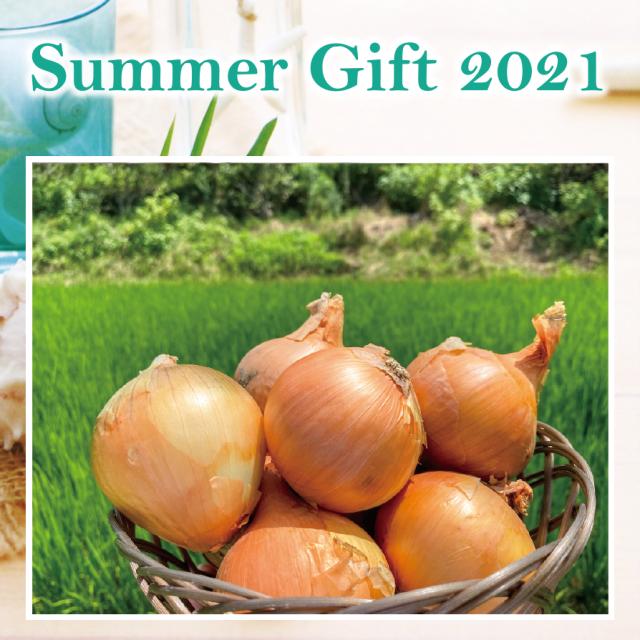 【同梱不可|送料無料】淡路島の玉ねぎ Summer Gift