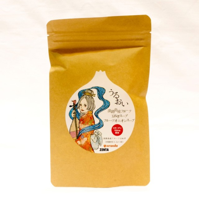 フルーツオニオンスープ4食(うるおい)