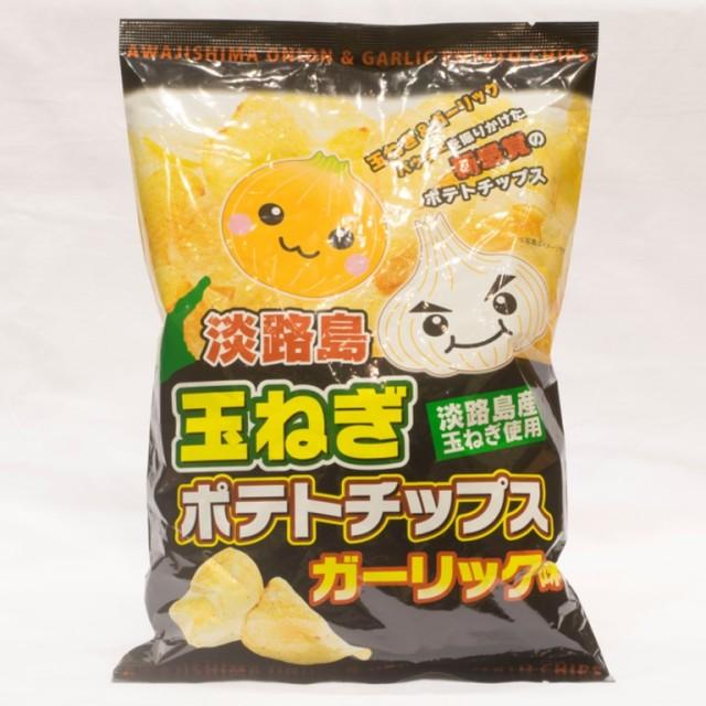 玉ねぎポテトチップス ガーリック味