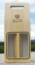 ワイン2本用ワンタッチ箱