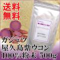 屋久島紫ウコン(ガジュツ)100%粉末500g