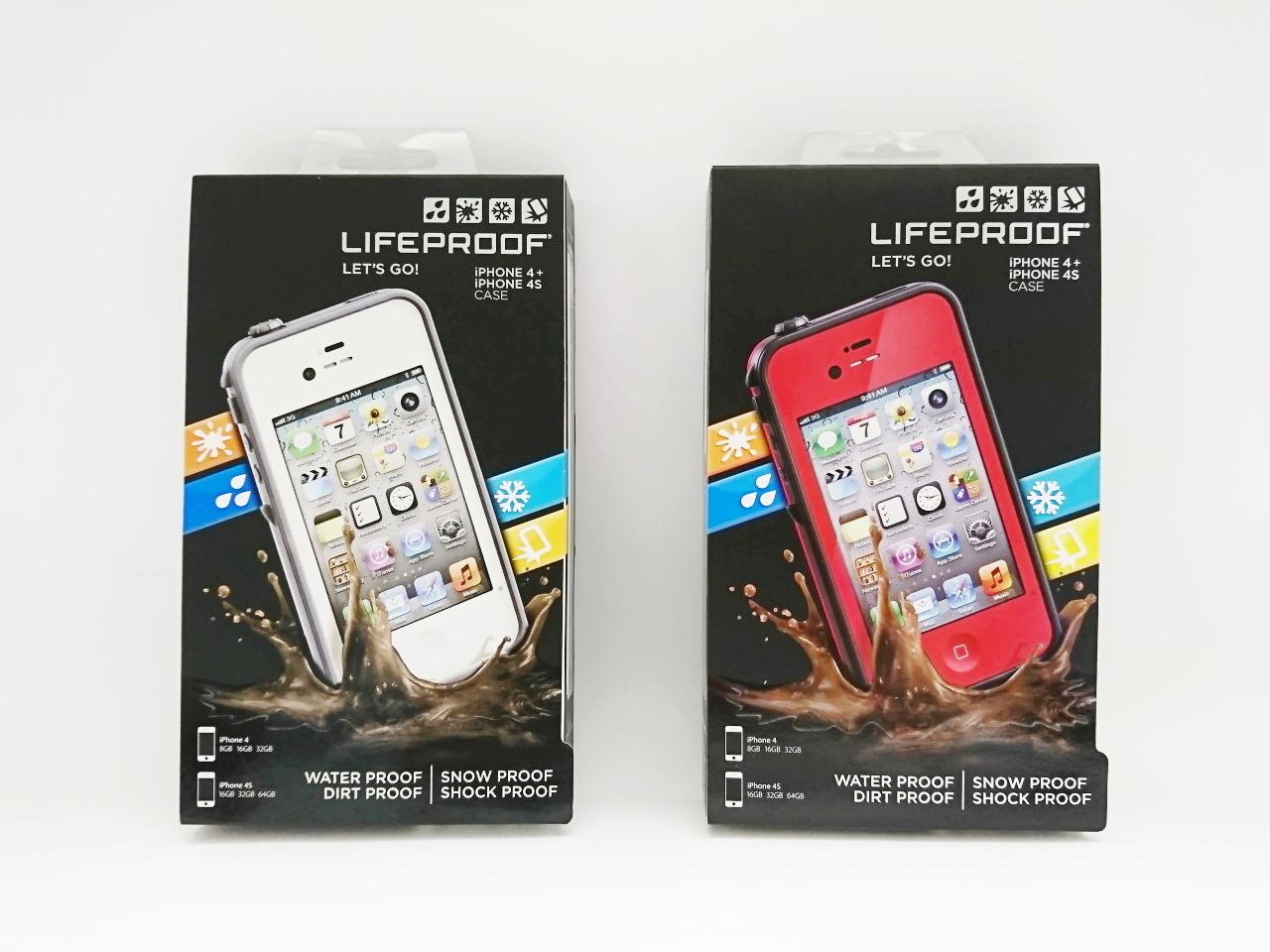 値下げ! ライフプルーフ I phone4/4s  71036