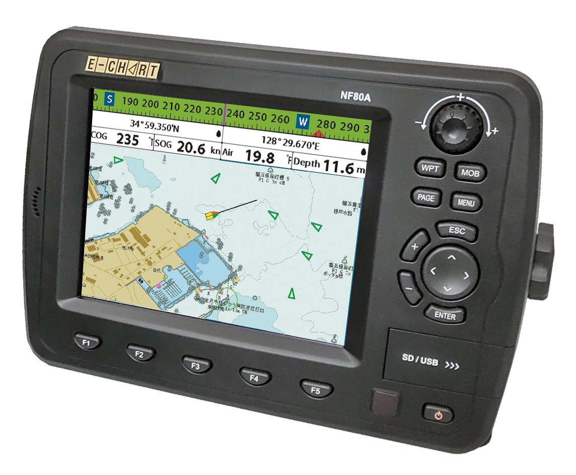 N80 GPS プロッター  ☆70562