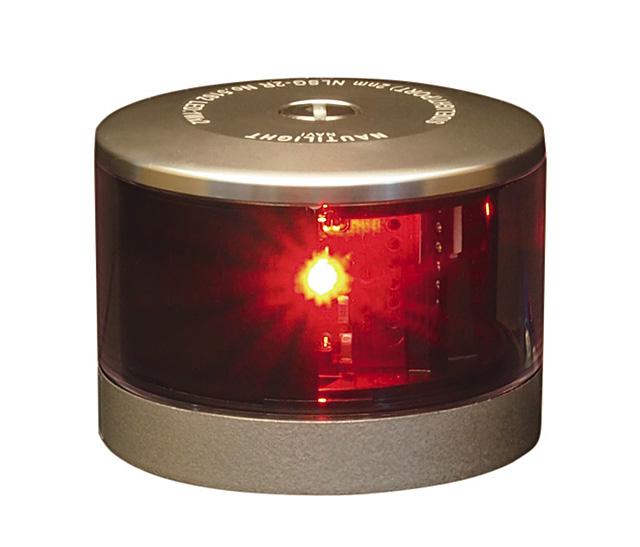 LED 第二種舷灯(紅) NAUTILIGHT NLSG-2R ☆70710