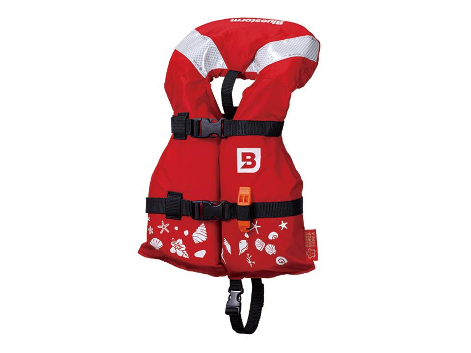 BSJ-212I 幼児用 ライフジャケット  73301
