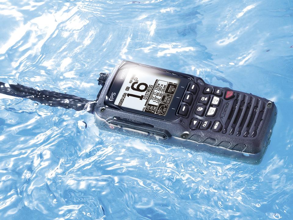 国際 VHF・HX890J  ☆72876