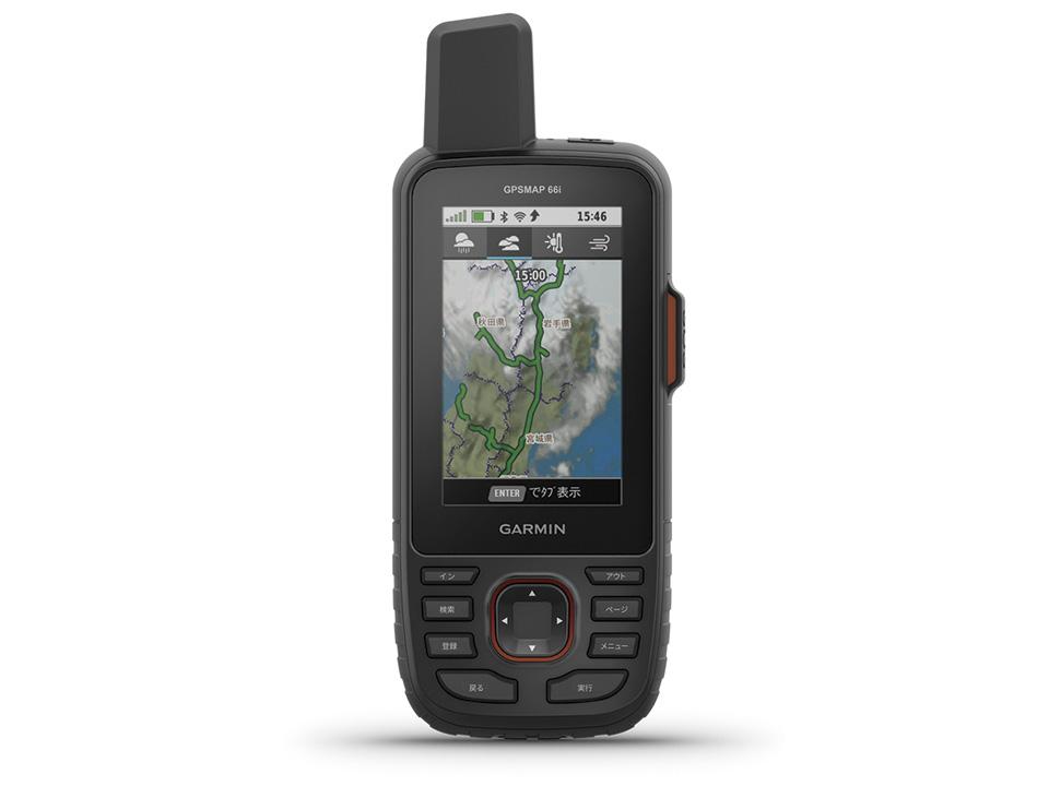 GPSMAP 66i   ☆73093