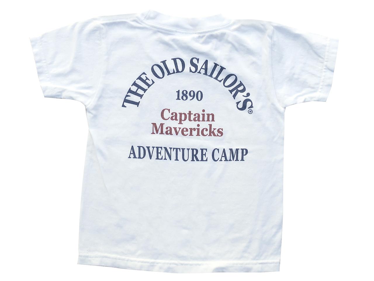 アドベンチャーキャンプTシャツ 72808