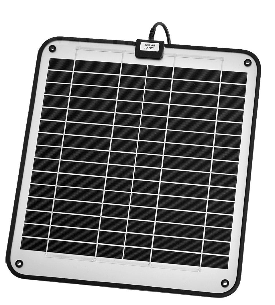 BL432 太陽電池・12V用11W マリン用ソーラーパネル 70752