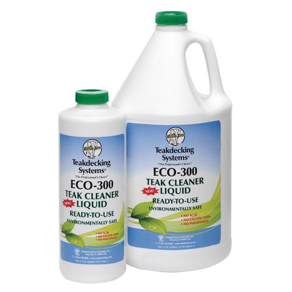 チーク材洗浄リキッド ECO-300・900ml  73087