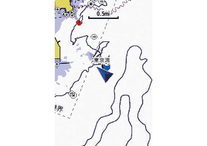 ガーミン用NEWPEC + 沿岸潮汐+ 海底地形図全国版  73160