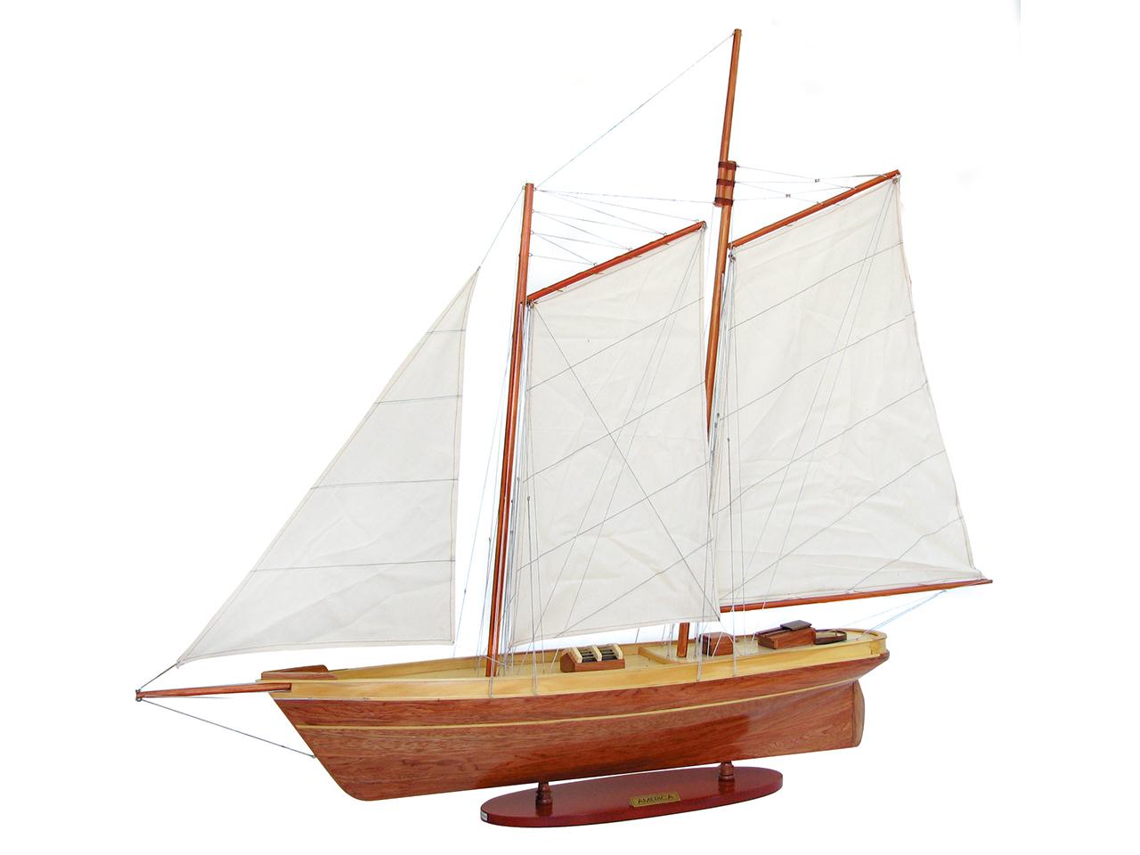 ウッドモデル アメリカ80cm 69272