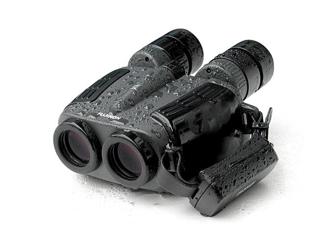 ☆防振型防水双眼鏡 フジノン・テクノスタビ TS-1232 ☆61596