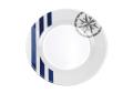 デザート皿 (22.0cm)   71957