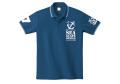 Seascape デザインポロシャツ アンカー  72579