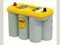 ※オプティマイエロートップバッテリー YT5.5L/D1400S 数量限定アウトレット ☆71203