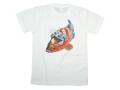 ☆68514 Tadamiのボートフィッシング Tシャツ [キジハタ]アウトレット