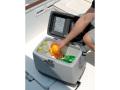 コンプレッサー式ポータブル冷凍冷蔵庫エンゲル・MD14F ☆69026
