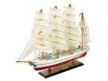 日本丸 60 帆船模型 71087