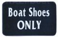 ボートシューズオンリーマット68162