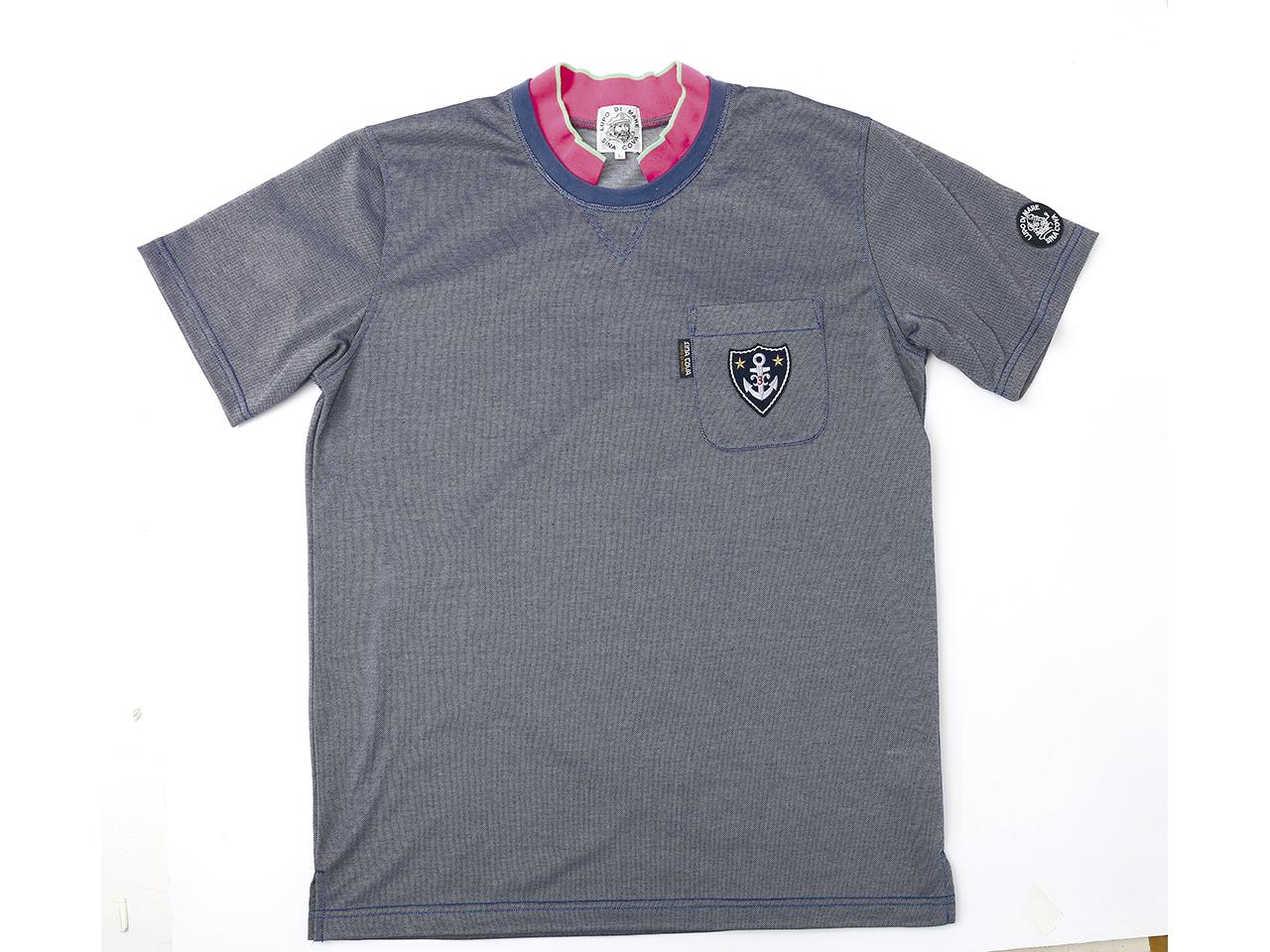 特価! シナコバ スキッパーTシャツ 19110560 ☆73199