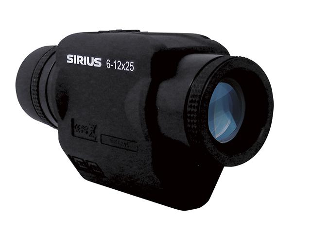特価! シリウス 6-12×25 ズーム  ☆71935
