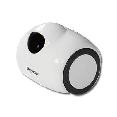 高性能IPカメラ搭載ロボット 3R-BAYPER
