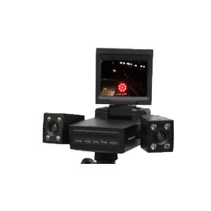 液晶付ダブルレンズドライブレコーダー FS-DR303T