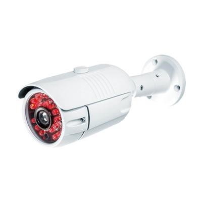 屋内、屋外対応砲弾型アルミ合金製ダミーカメラ AT-902D