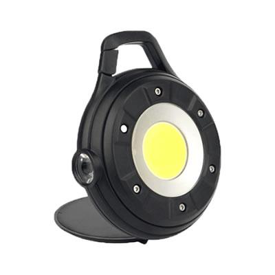 充電式マルチLEDライト 5W丸型 COB-WL002