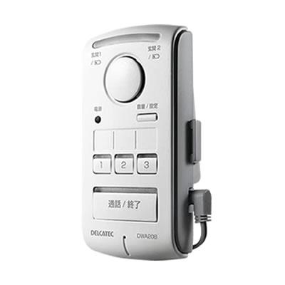 ワイヤレスインターホン 増設用 室内機(子) DWA20R
