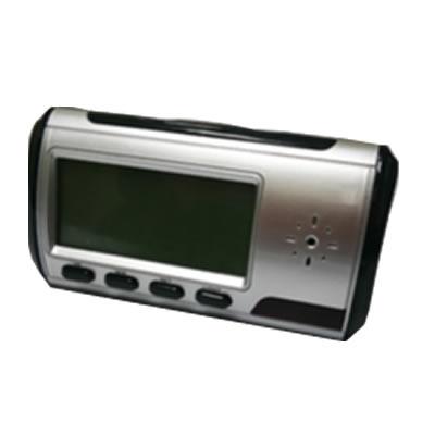 訳ありアウトレット品 ☆ リモコン付 置時計型ビデオカメラ DX-CC30