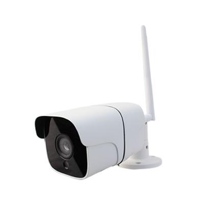Dive-y WiFi 屋外用防水バレットカメラ 声かけ機能付 GS-DVY011