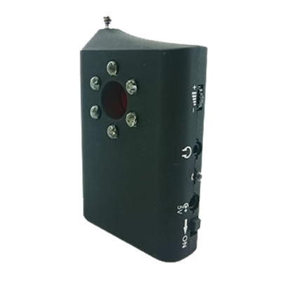 無線盗聴・盗撮&有線盗撮カメラ対応発見器 GZ-H65