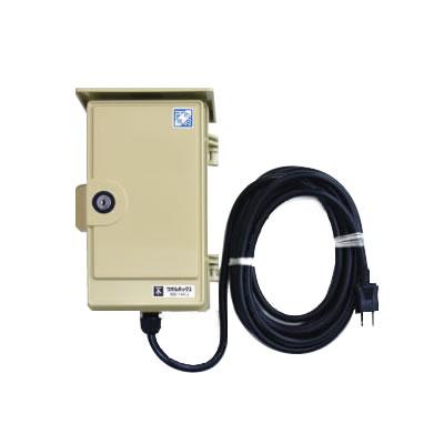 カメラ設置用電源ボックス IDBシリーズ (電源ケーブル5m、10m、15mの3タイプ)